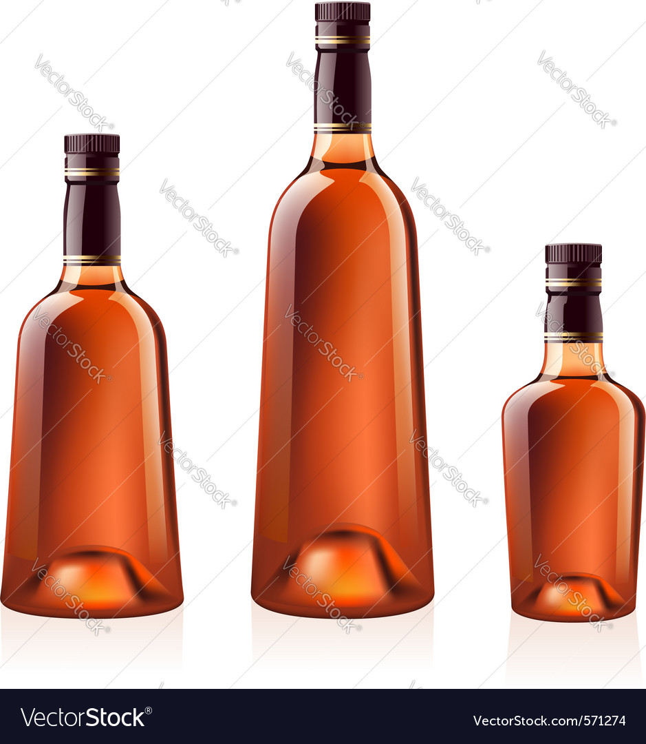 Cognac brandy vector | Price: 1 Credit (USD $1)