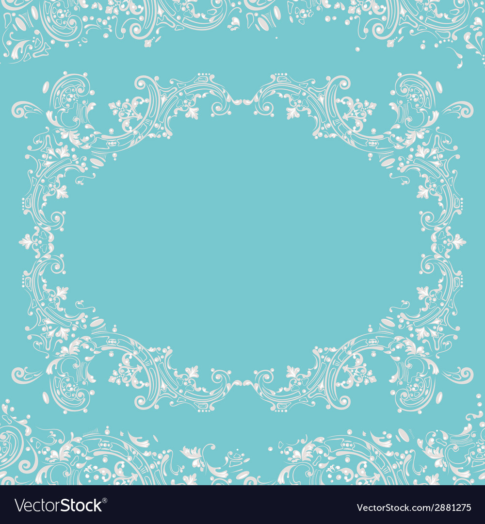 Frame fancy vector | Price: 1 Credit (USD $1)