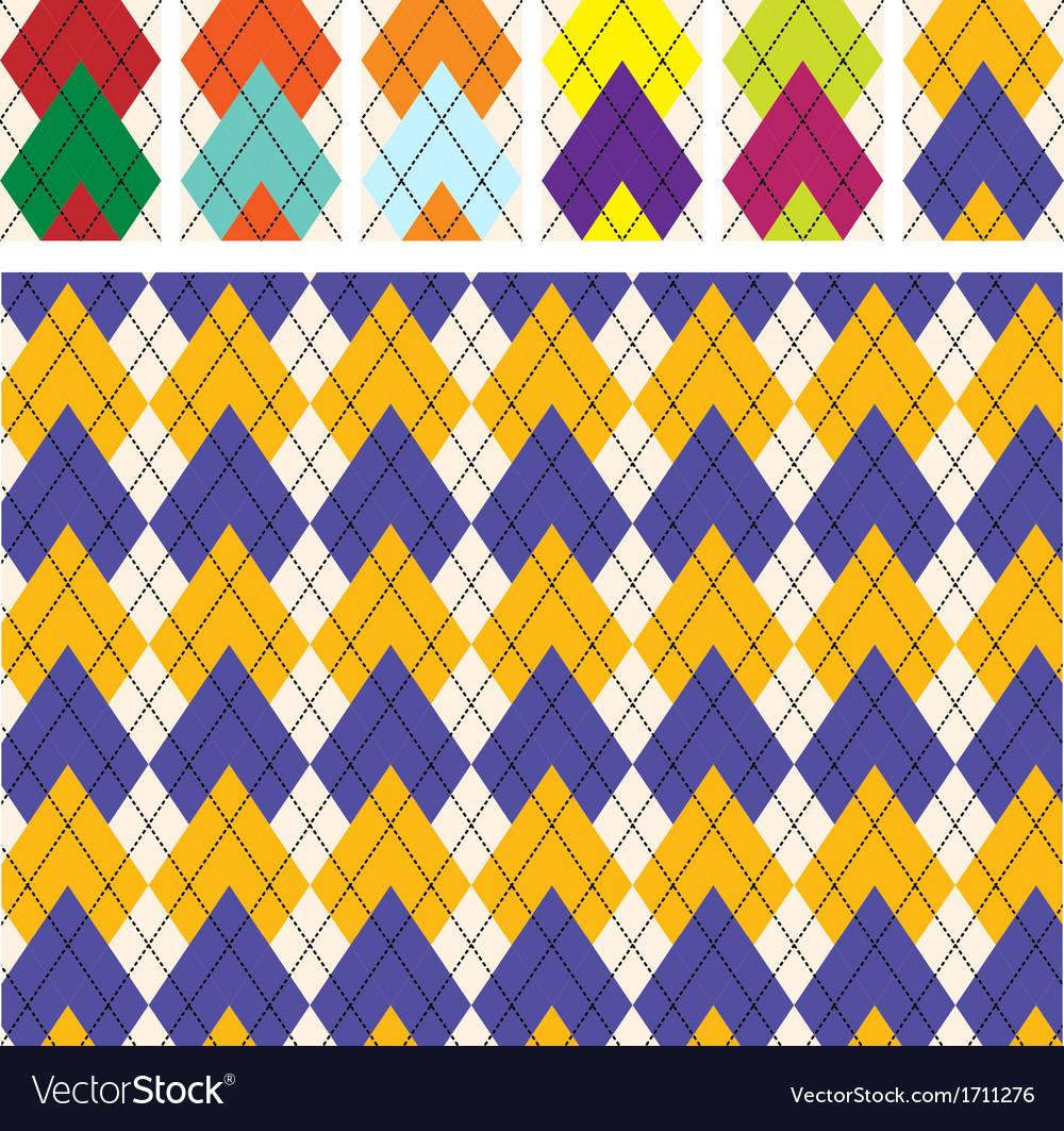 Scottish pattern vector | Price: 1 Credit (USD $1)