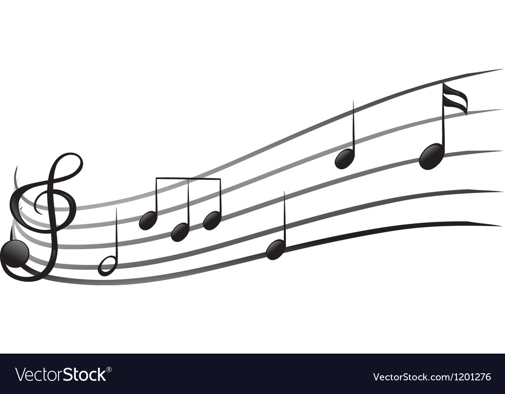 Signs and symbols of music vector | Price: 1 Credit (USD $1)