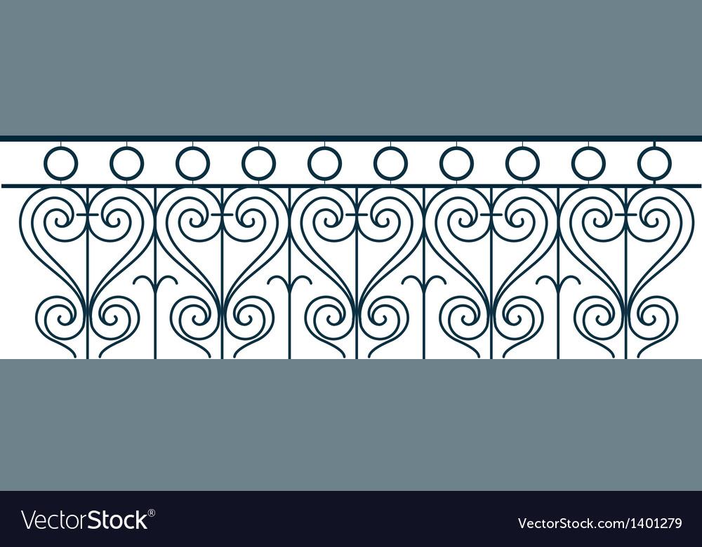 A veranda vector | Price: 1 Credit (USD $1)