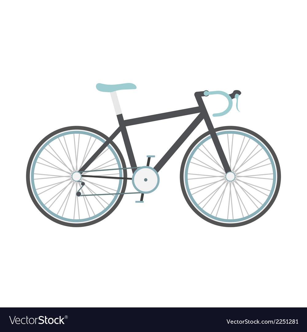 Roadbike vector | Price: 1 Credit (USD $1)