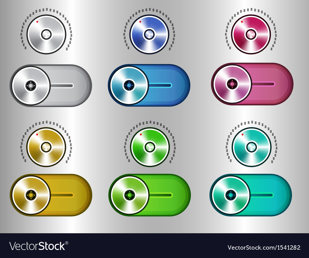 Switch set vector | Price: 1 Credit (USD $1)