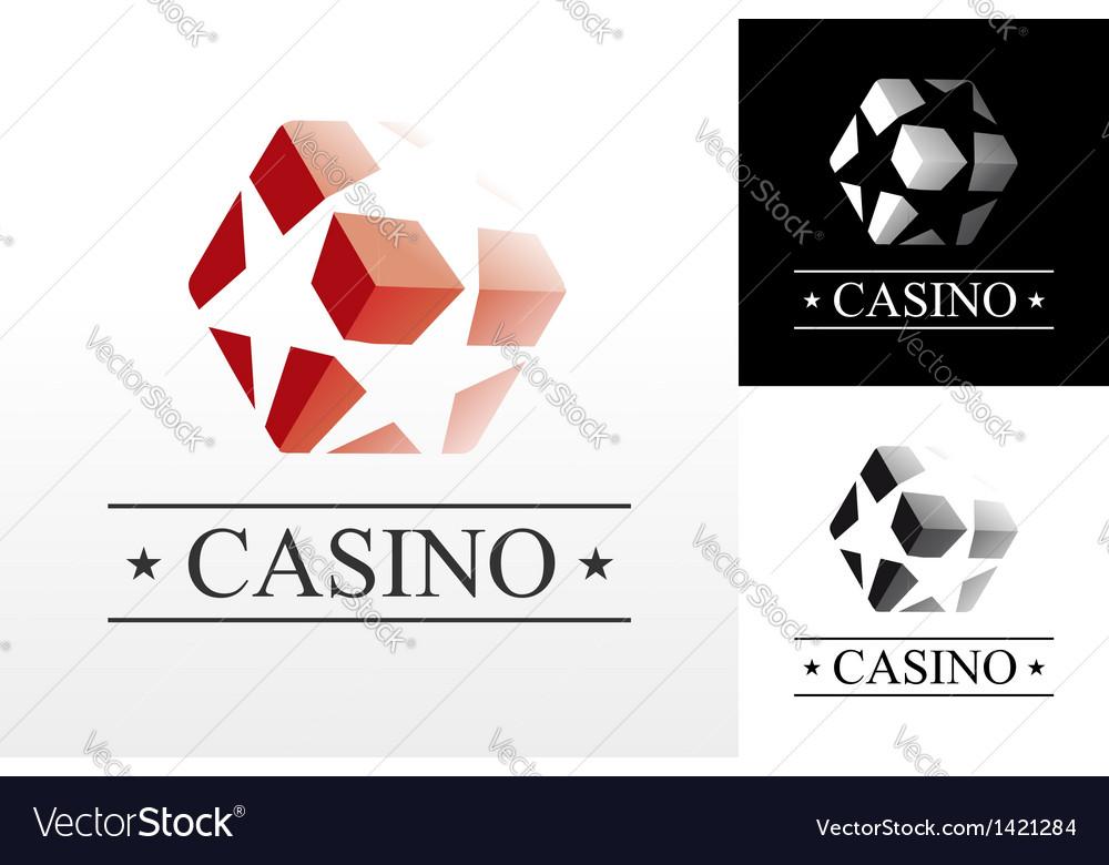 Red craps logo vector | Price: 1 Credit (USD $1)