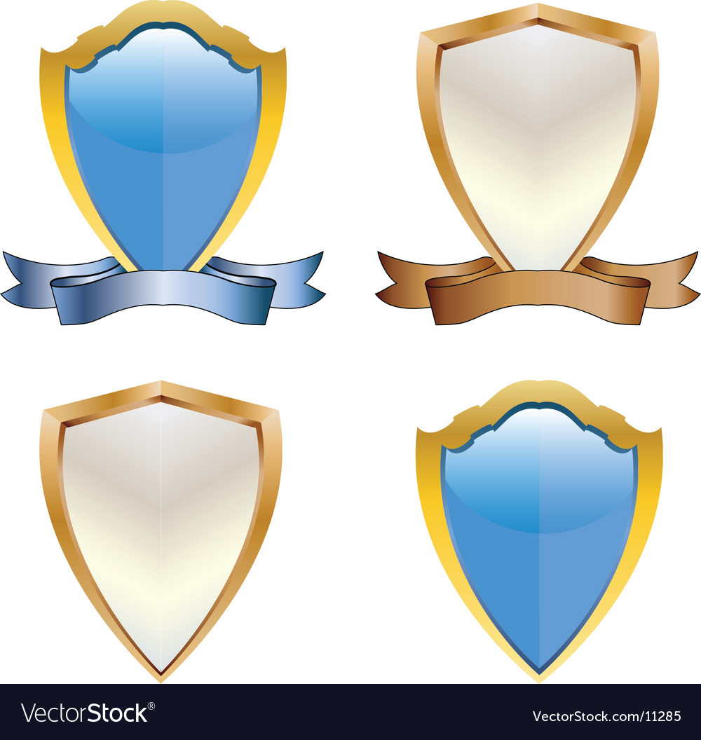 3d shields vector | Price: 1 Credit (USD $1)