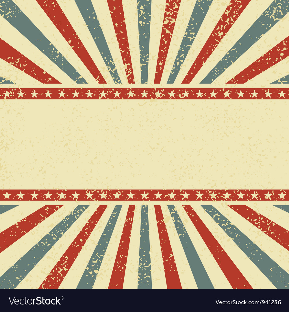 Circus style background vector | Price: 1 Credit (USD $1)