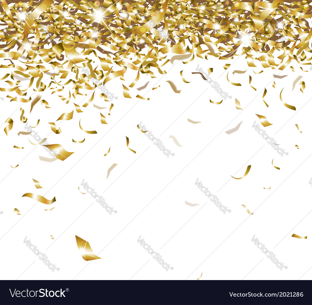 Festive confetti vector | Price: 1 Credit (USD $1)
