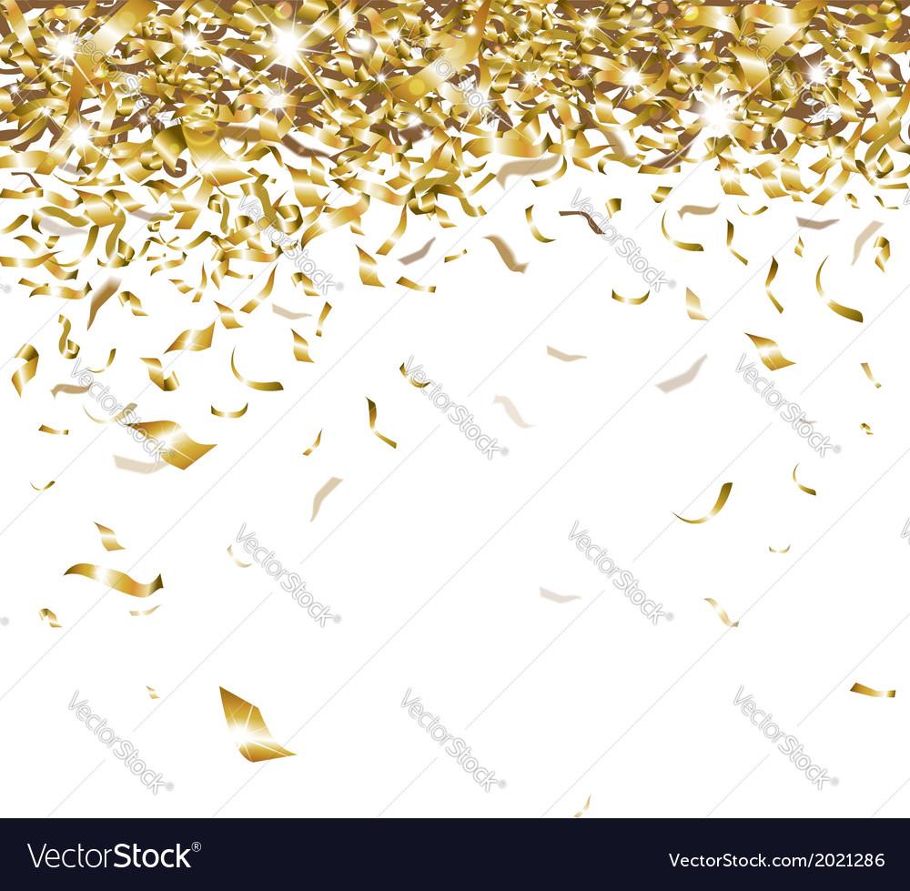 Festive confetti vector | Price: 1 Credit (USD $1)