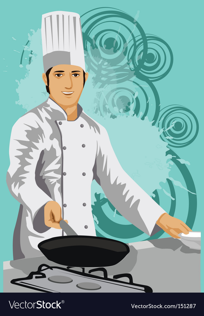 Best chef vector | Price: 1 Credit (USD $1)