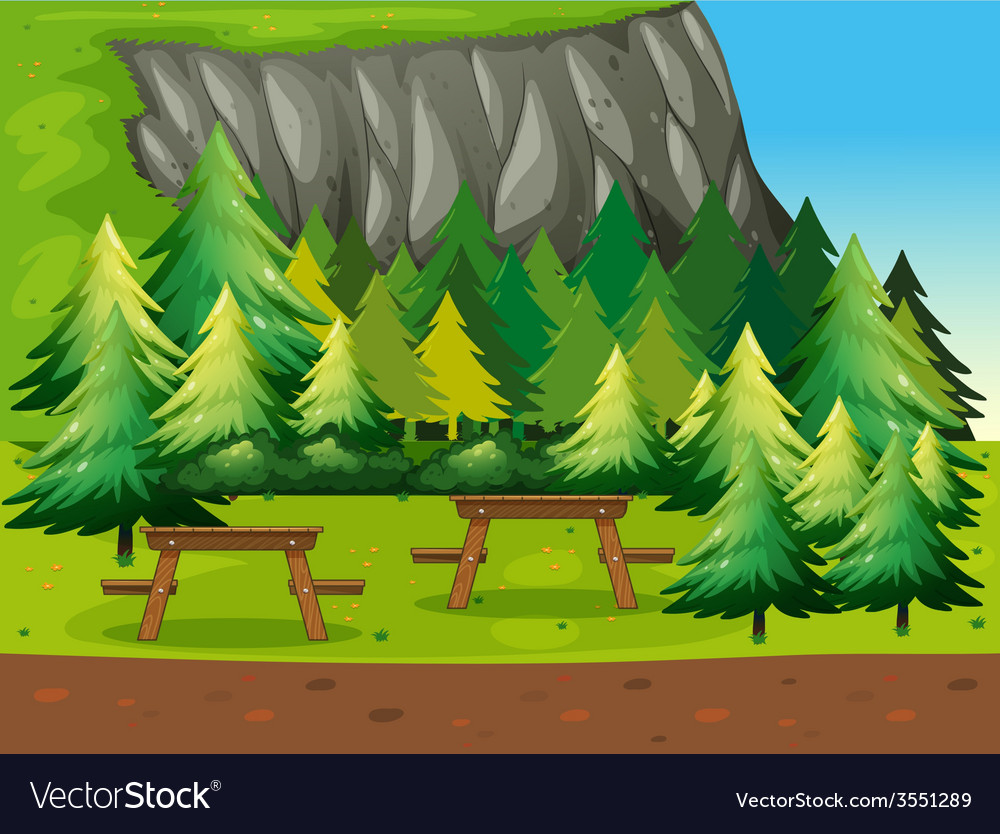 Tables with seats vector | Price: 1 Credit (USD $1)