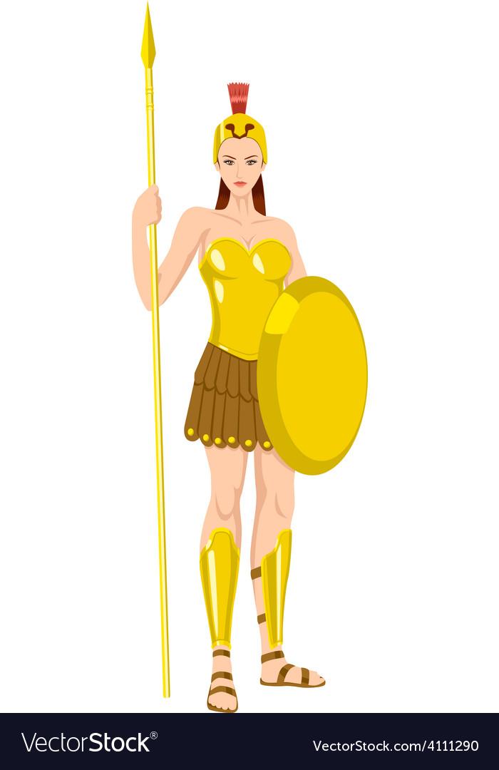 Athena vector | Price: 1 Credit (USD $1)
