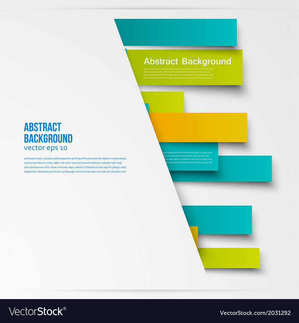Design abstract lines brochure card vector | Price: 1 Credit (USD $1)