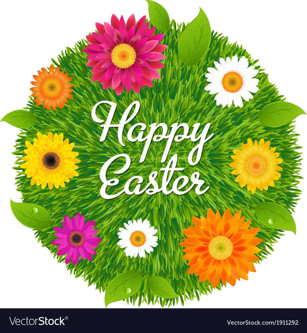 Happy easter ball vector   Price: 1 Credit (USD $1)