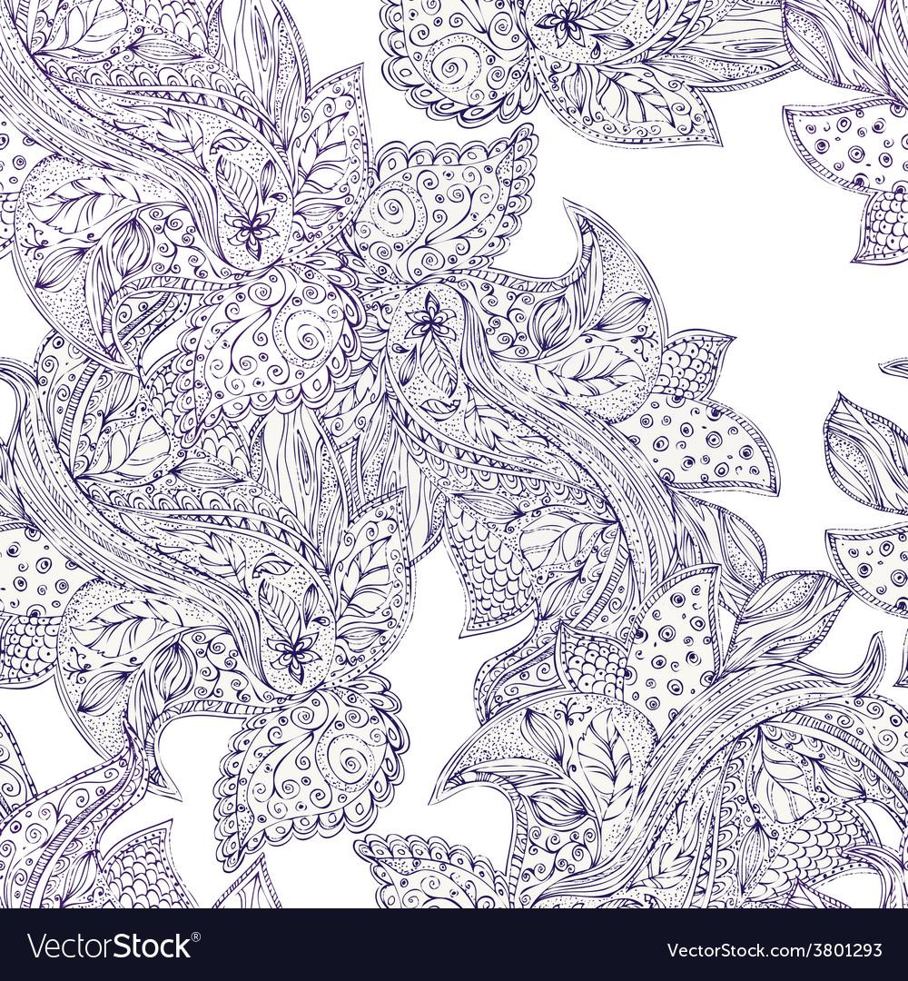 Abstract seamless texture vector