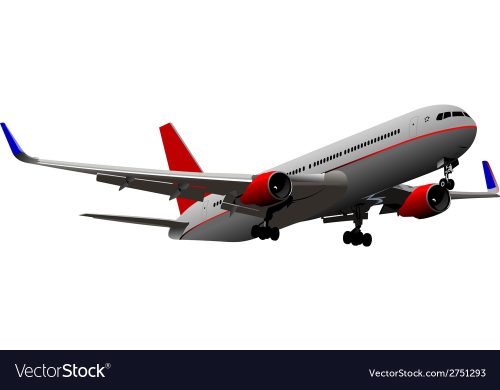 Al 0716 plane 03 vector | Price: 1 Credit (USD $1)