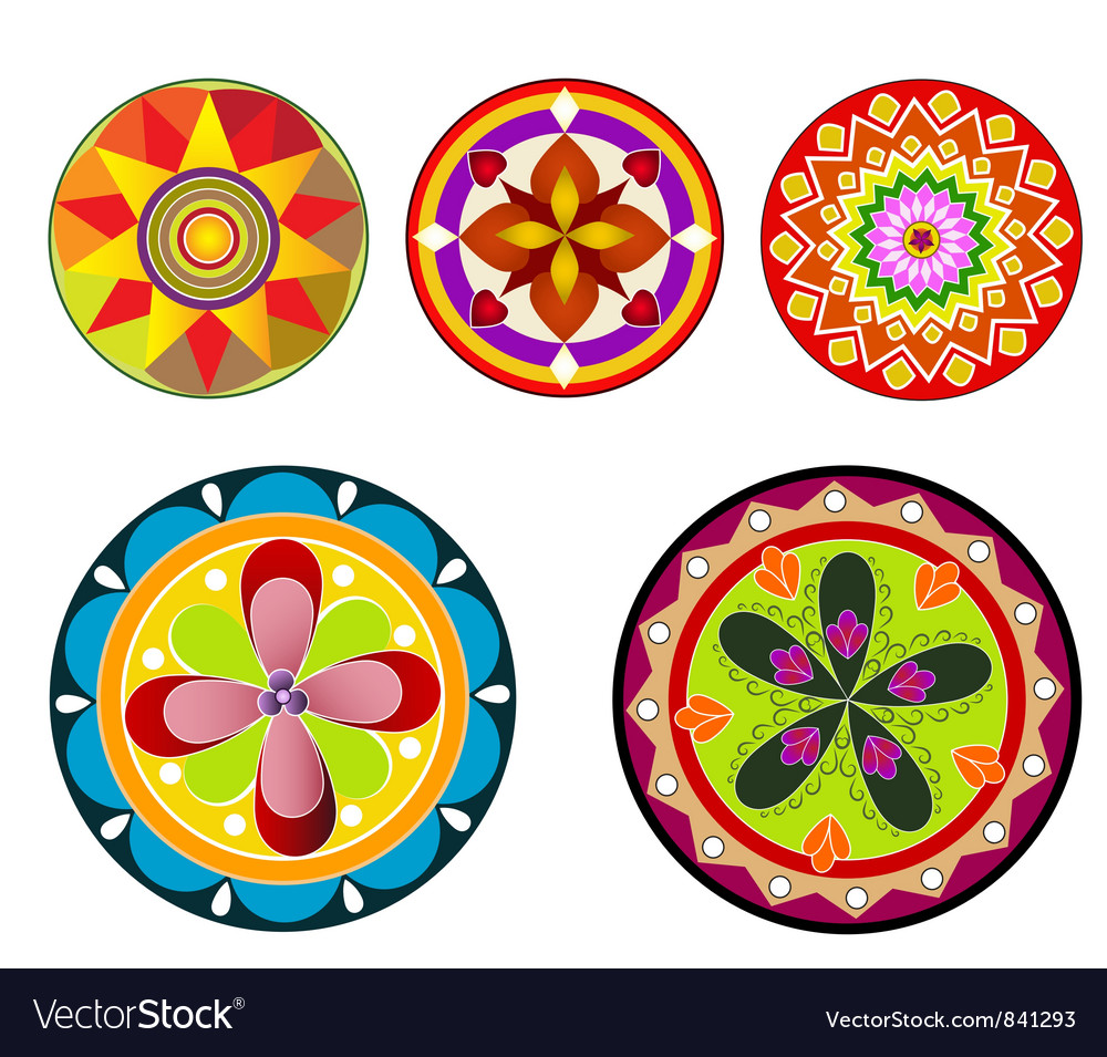 Circle design vector | Price: 1 Credit (USD $1)