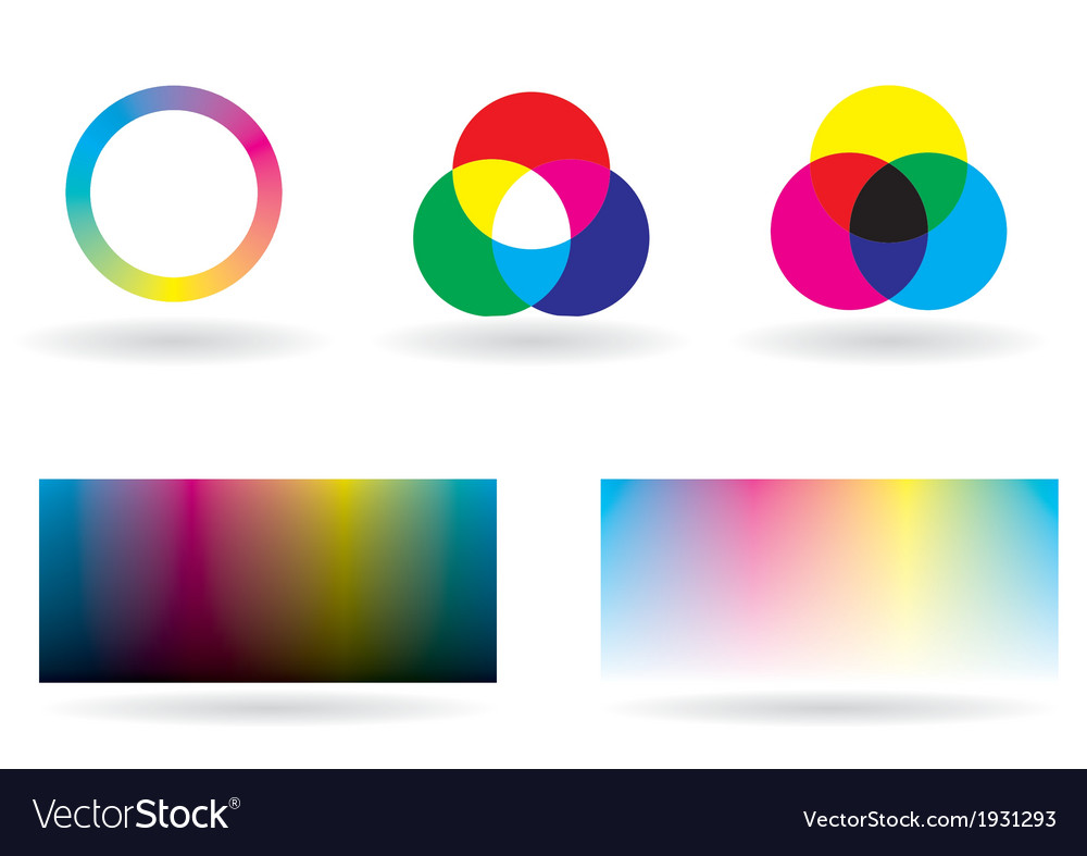 Color management vector | Price: 1 Credit (USD $1)
