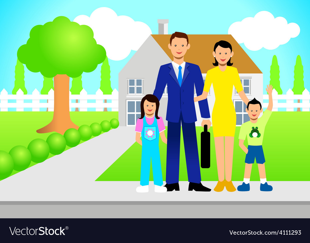 Family vector   Price: 1 Credit (USD $1)