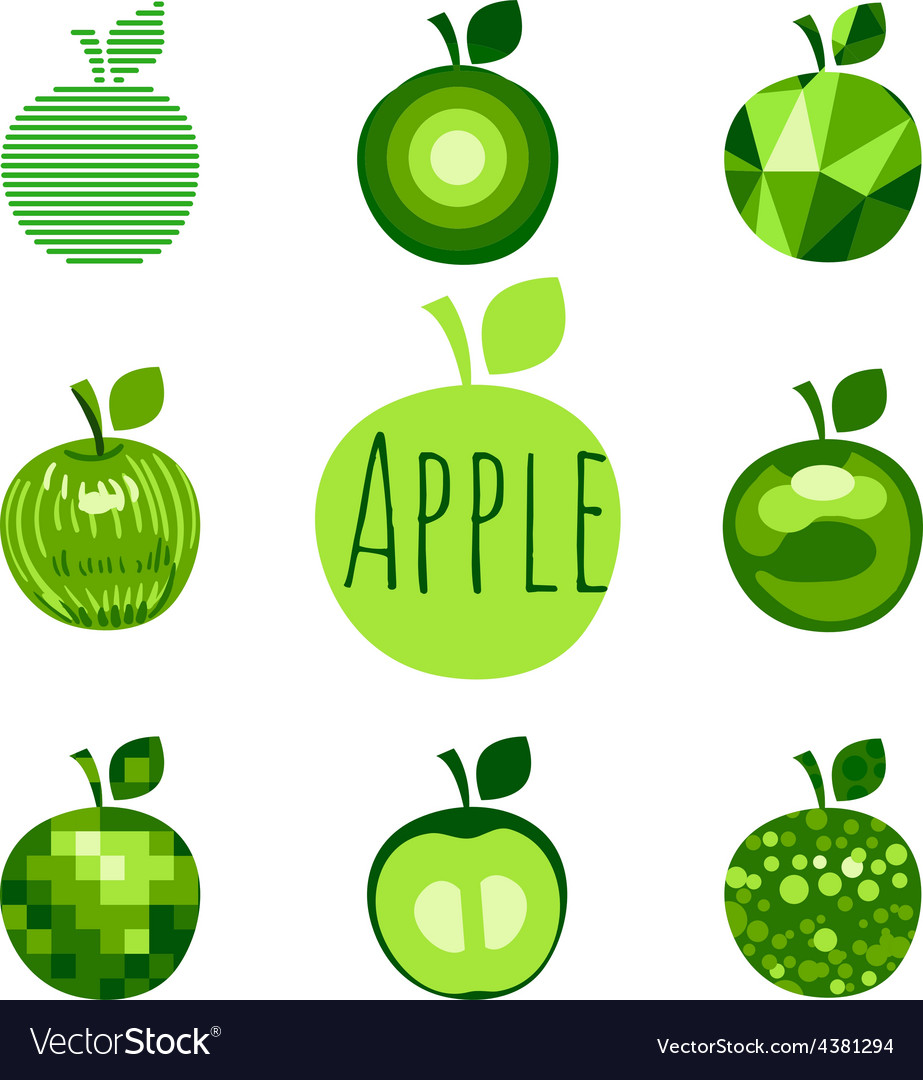 Water apple sign vector | Price: 1 Credit (USD $1)