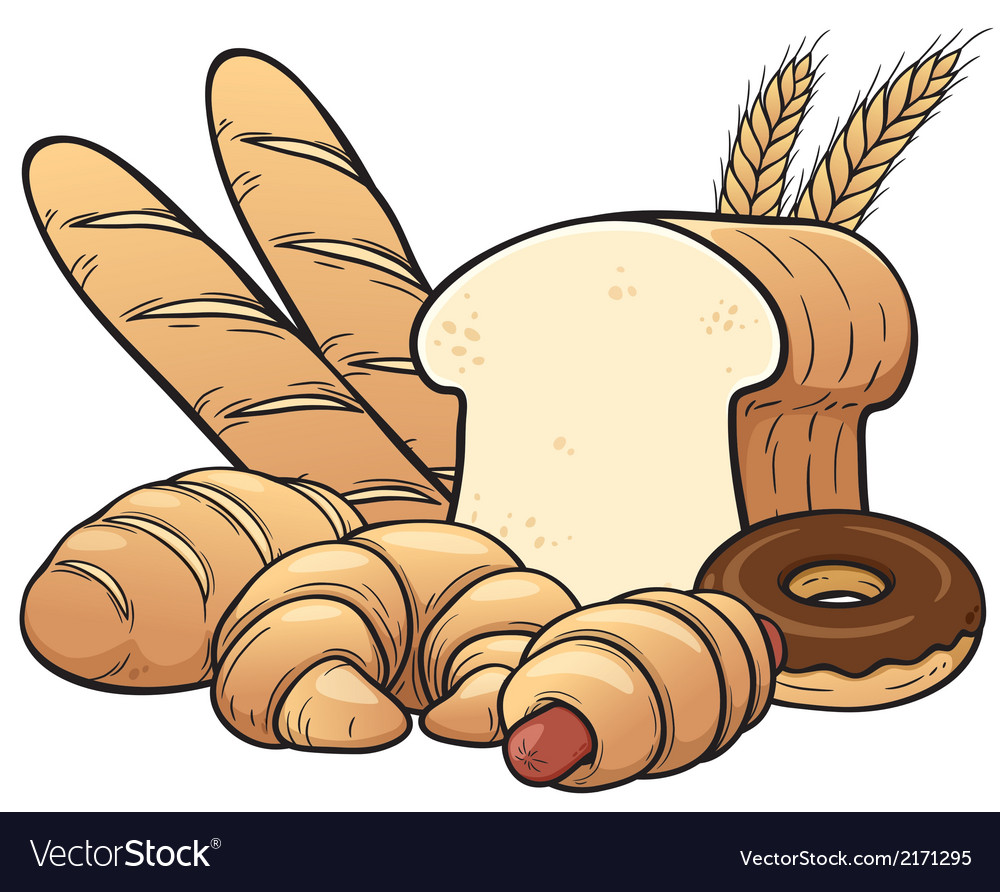 Breads set vector | Price: 1 Credit (USD $1)
