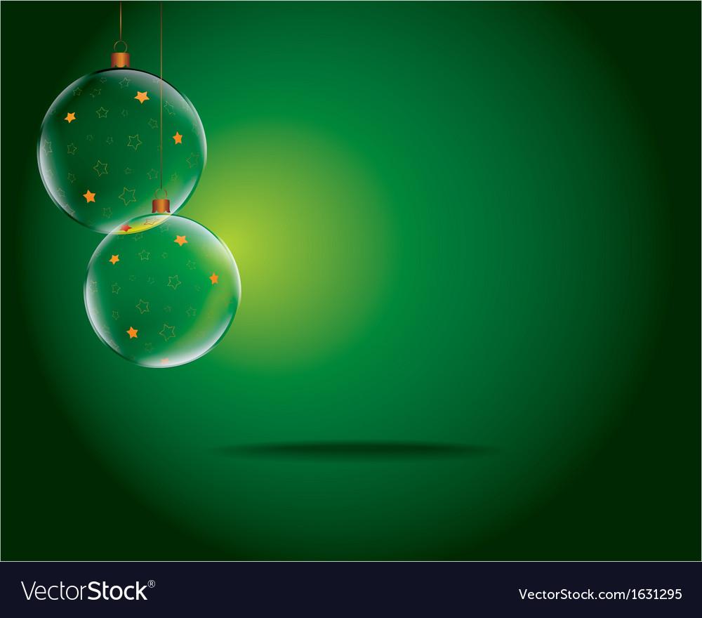 Xmas balls vector | Price: 1 Credit (USD $1)