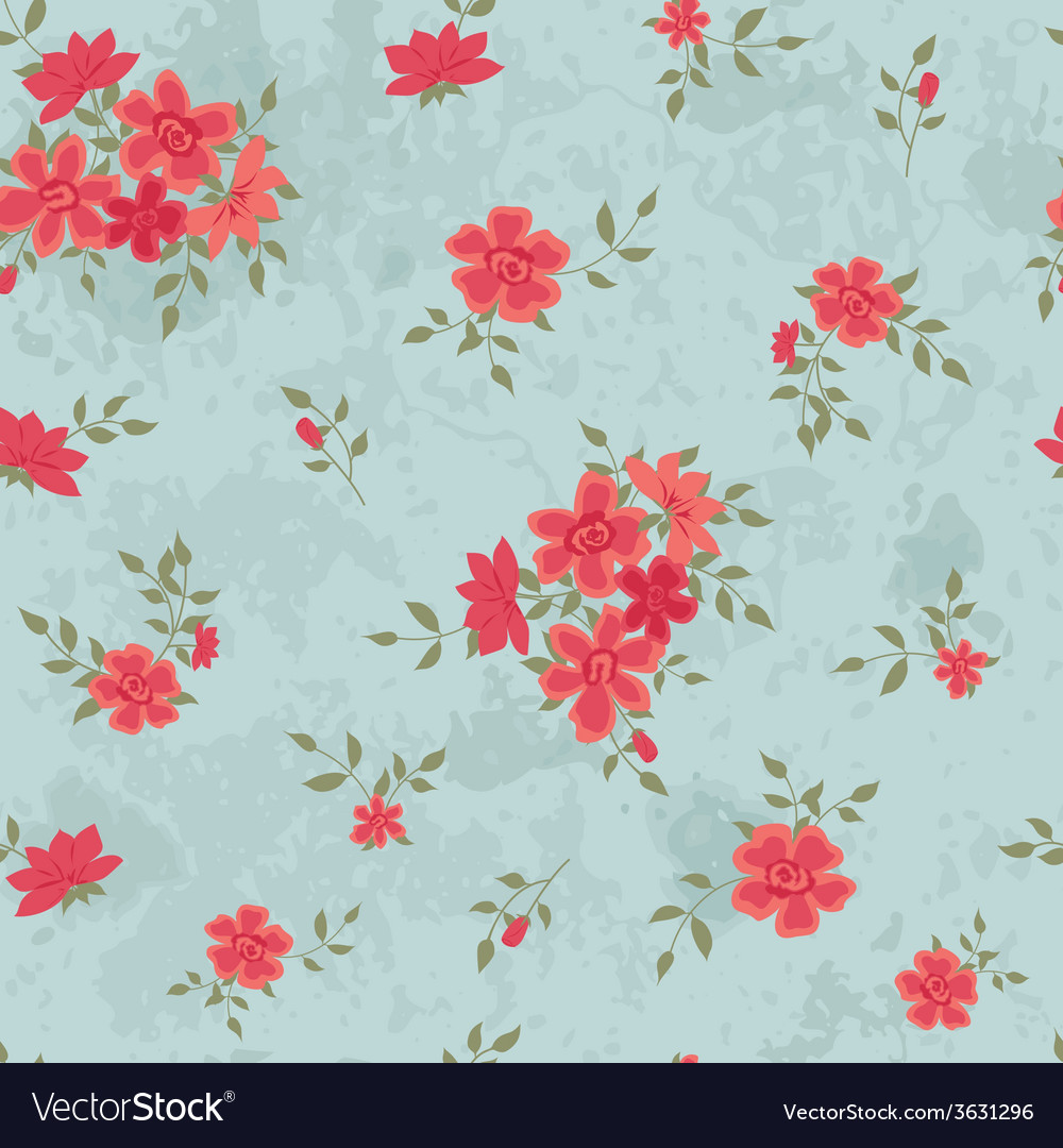 Pattern roses vector | Price: 1 Credit (USD $1)