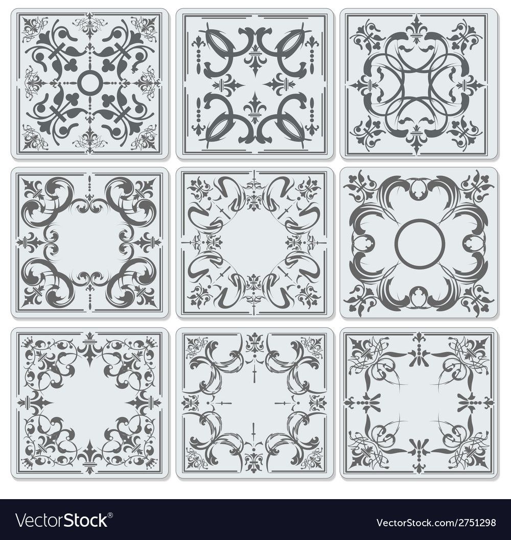 Al 0717 tiles vector | Price: 1 Credit (USD $1)