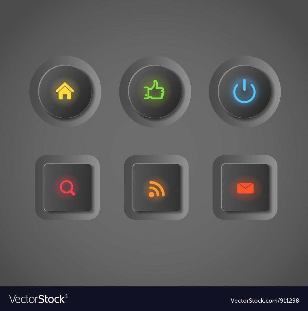 Icobut vector | Price: 3 Credit (USD $3)