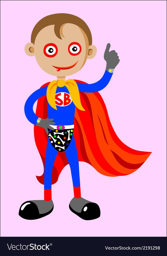 Superboy vector | Price: 1 Credit (USD $1)