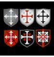 Medieval set vector