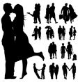 Couple people vector