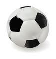 Classik soccer ball vector