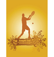 Tennis poster3 vector
