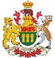 Saskatchewan province vector