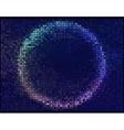 Disco club background vector