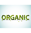 Organic word vector