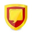 Emblem talk symbol vector