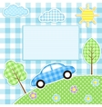 Car background vector