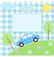 Car background vector