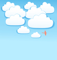 Paper cloud for text vector
