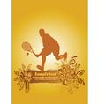 Tennis poster1 vector