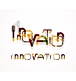 Innovation word concept vector