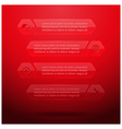 Glass elements of infographics vector