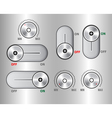 Switch elements vector
