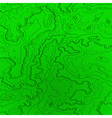 Topographic map radar colors vector
