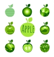 Water apple sign vector