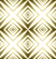 Golden crosses striped festive shining vector