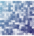 Seamless color puzzles background vector