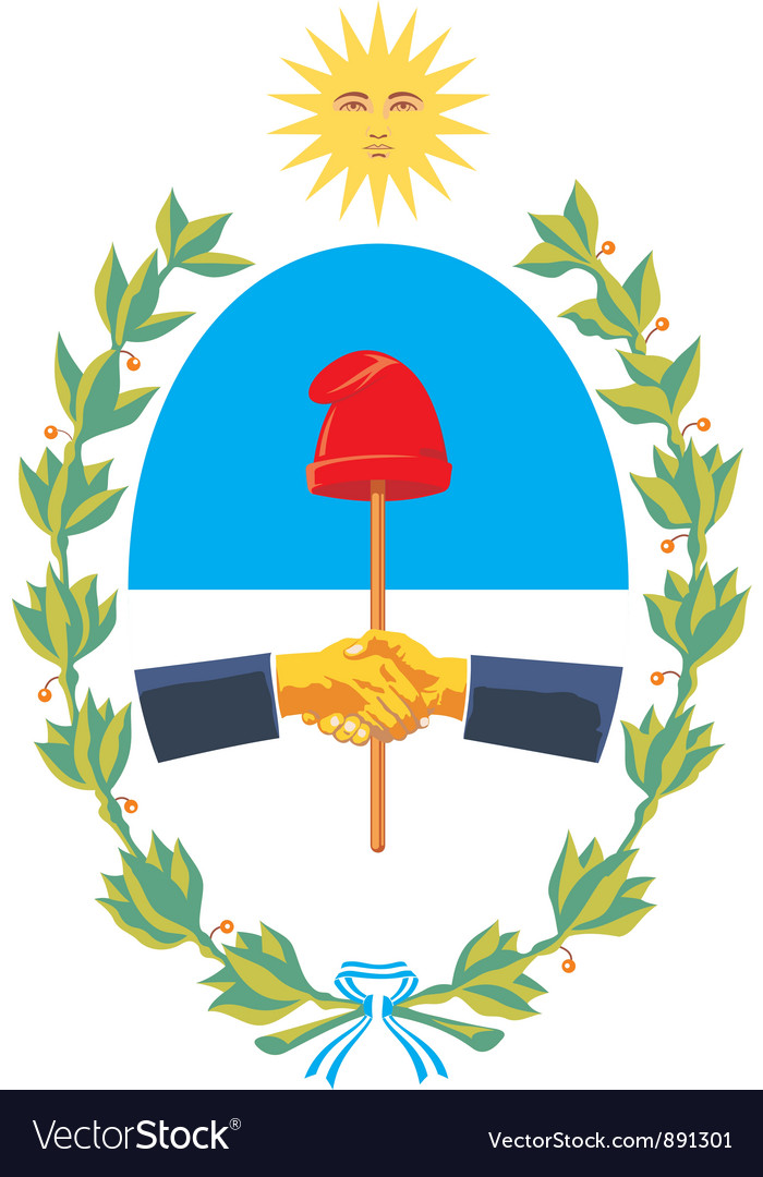San juan province coat-of-arms vector | Price: 1 Credit (USD $1)