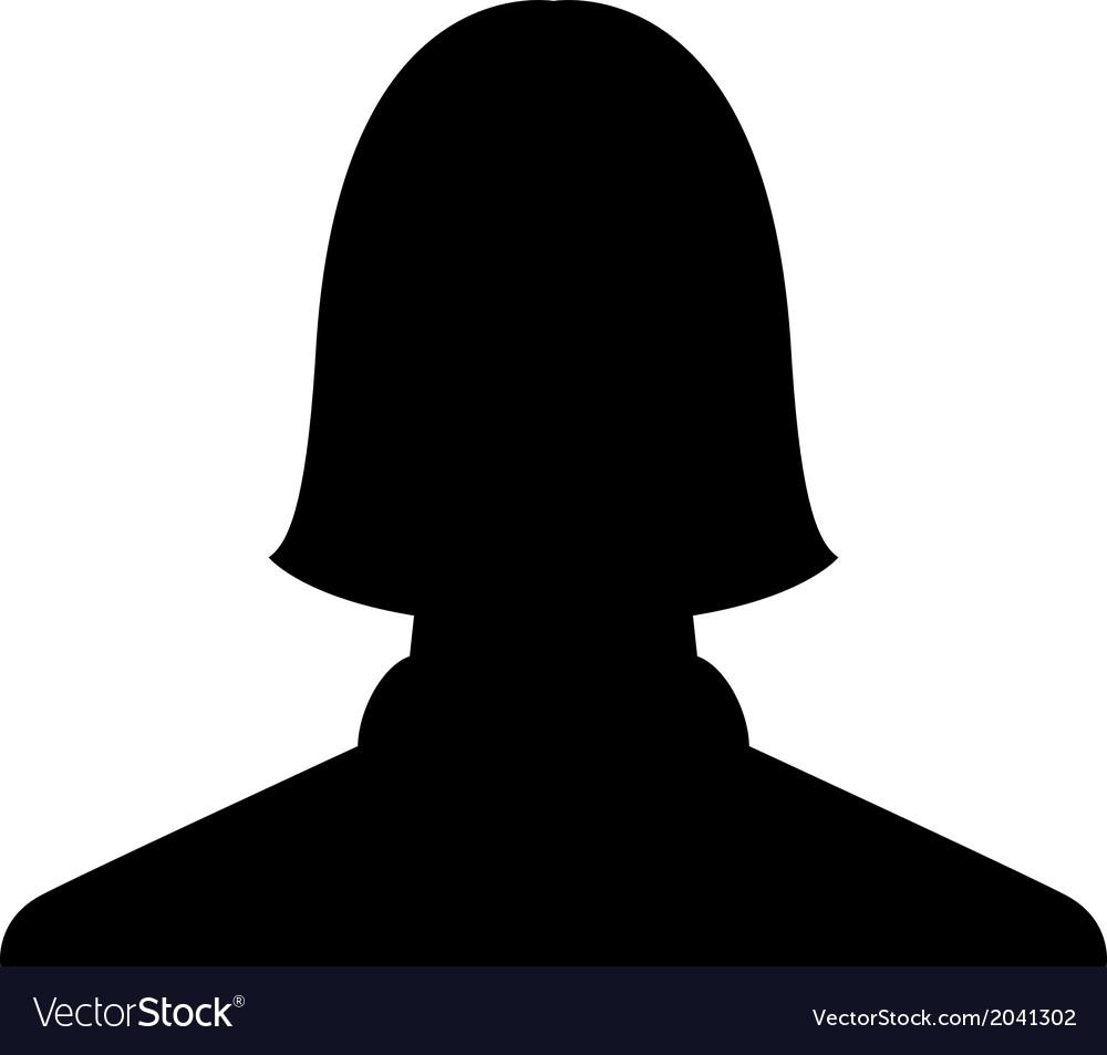 Female profile picture vector   Price: 1 Credit (USD $1)